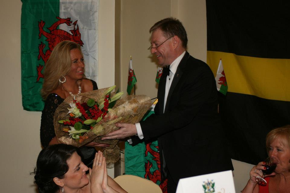 At The Embassy